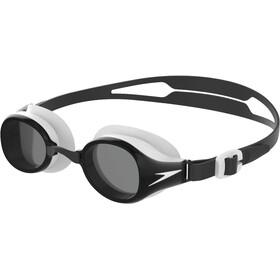 speedo Hydropure Gogle Dzieci, black/white
